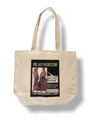 Tote - Yours and Ours Naughty Tote, Natural