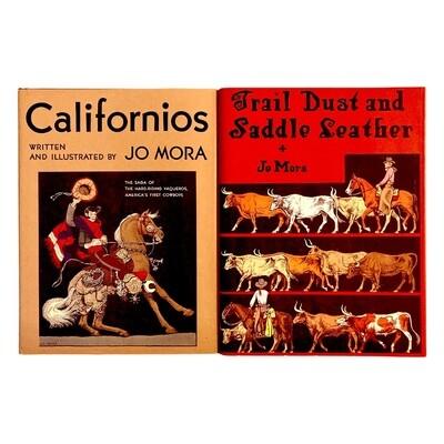 Californios Box Set by Jo Mora