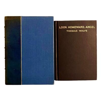 Look Homeward Angel by Thomas Wolfe