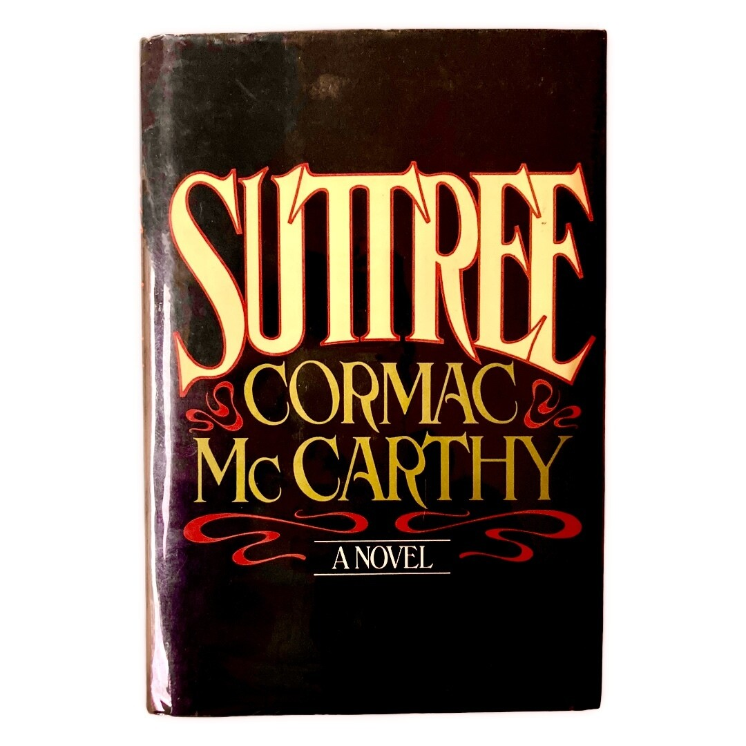 Sutree by Cormac McCarthy