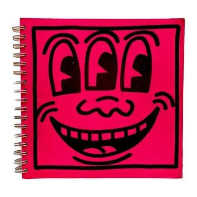 Keith Haring Exhibition Catalogue by Tony Shafrazi Gallery