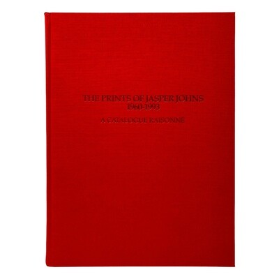 The Prints Of Jasper John's (1960-1993)