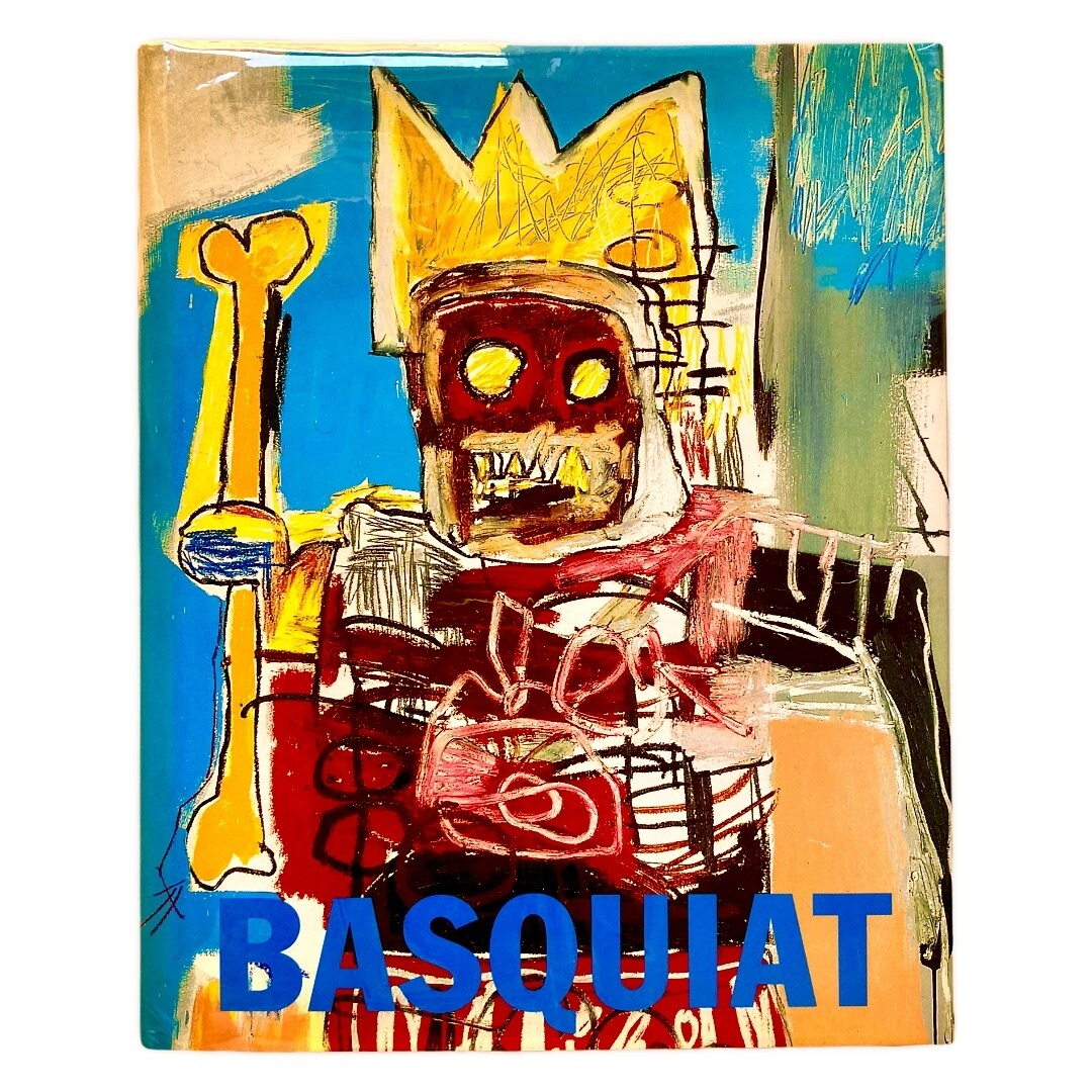 Basquiat by Tony Shafrazi Gallery