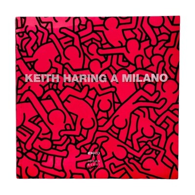 A Milano by Keith Haring