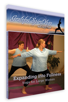Expanding into Fullness DVD