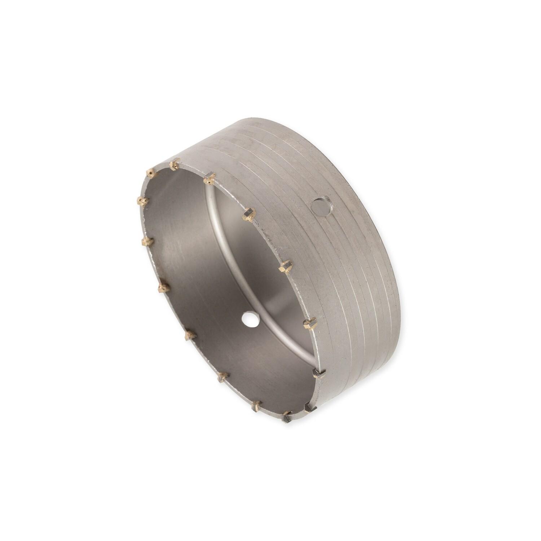 2 tgl HM Lochs/äge Bohrkronen Satz Dosenbohrer /Ø 160 mm f/ür Beton mit SDS-Adapter