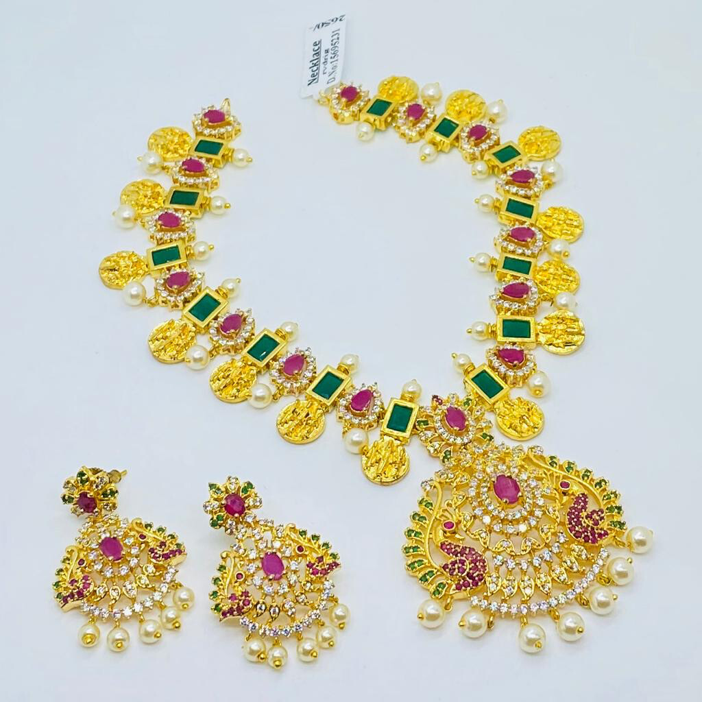 Ram Parivar Necklace