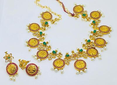 Ram Parivar Necklace