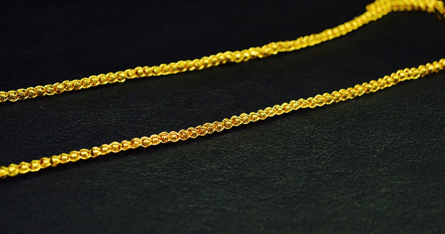 "Spring 24"" CHAIN"