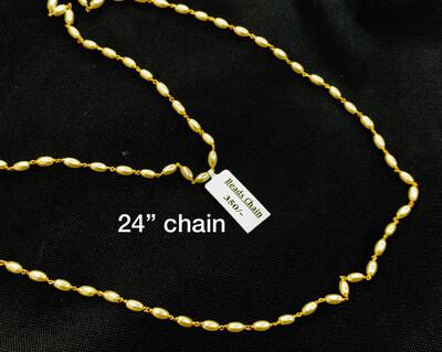 Cute Pearls Chain