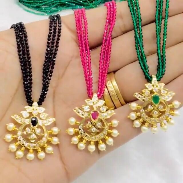 Cz Locket With Hydro Beads