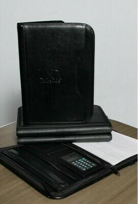 Calculator Padfolio
