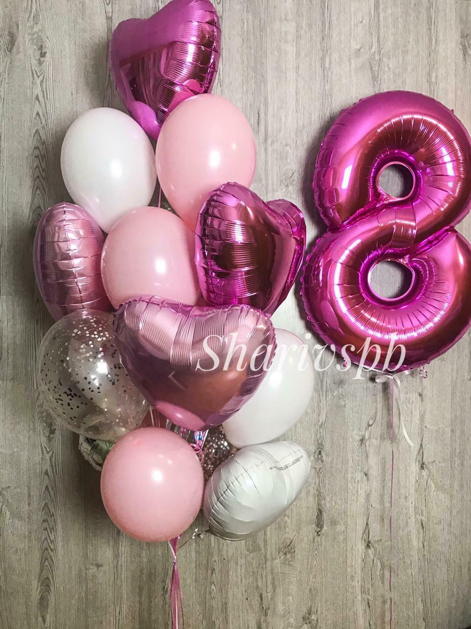 Набор на День Рождения 8 лет
