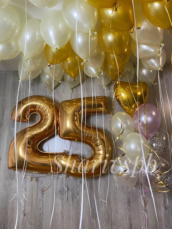 Золотой набор на день рождения