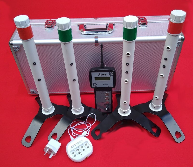 PAWS Canine Hoopers Timer System