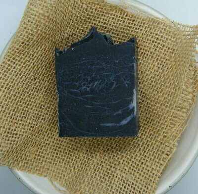Charcoal & Tea Tree Oil Soap- **All Natural**