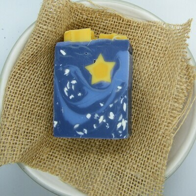 Starry Night Soap