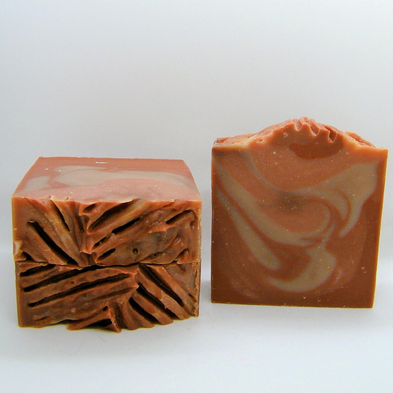 Bourbonwood Soap