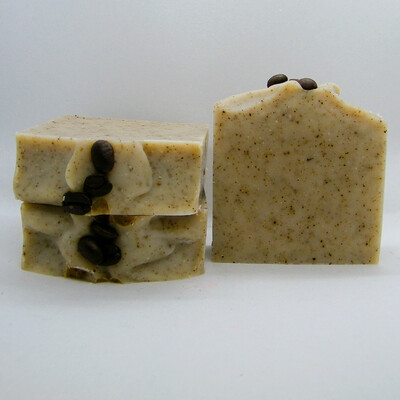 Coffee & Sugar Soap