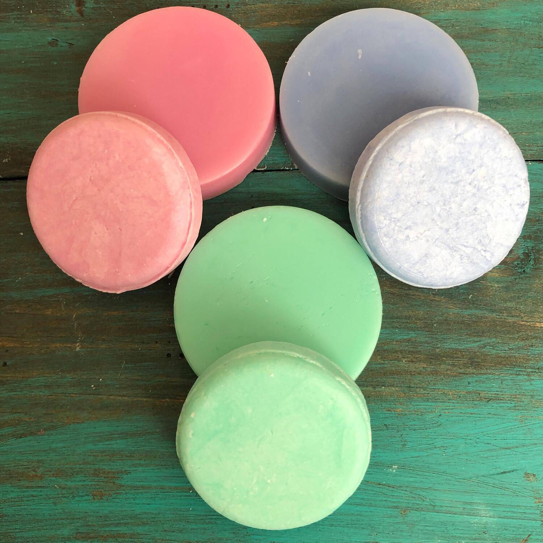 Shampoo Bar & Conditioner Bar Set