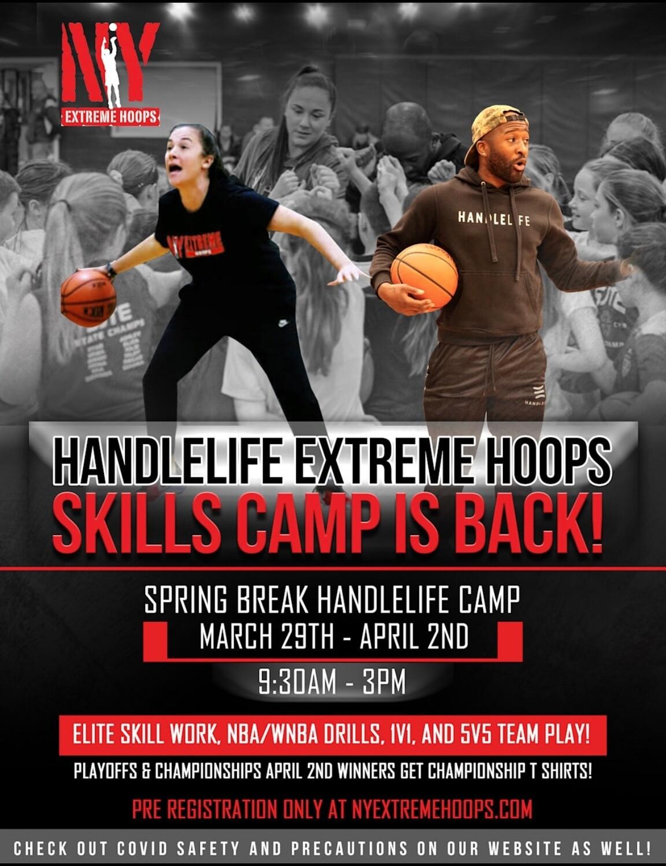 NYEH | Handlelife Spring Break Camp. | Kids Only.