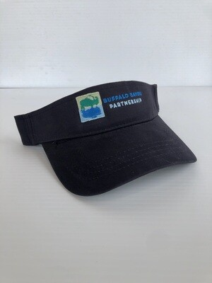 Buffalo Bayou Partnership Visor