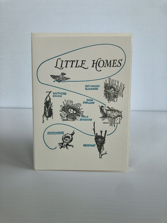 Little Homes Card