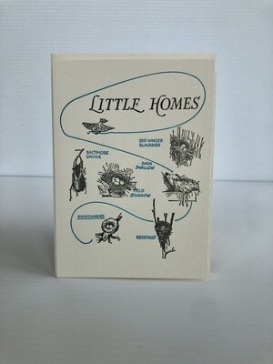 Little Homes Card