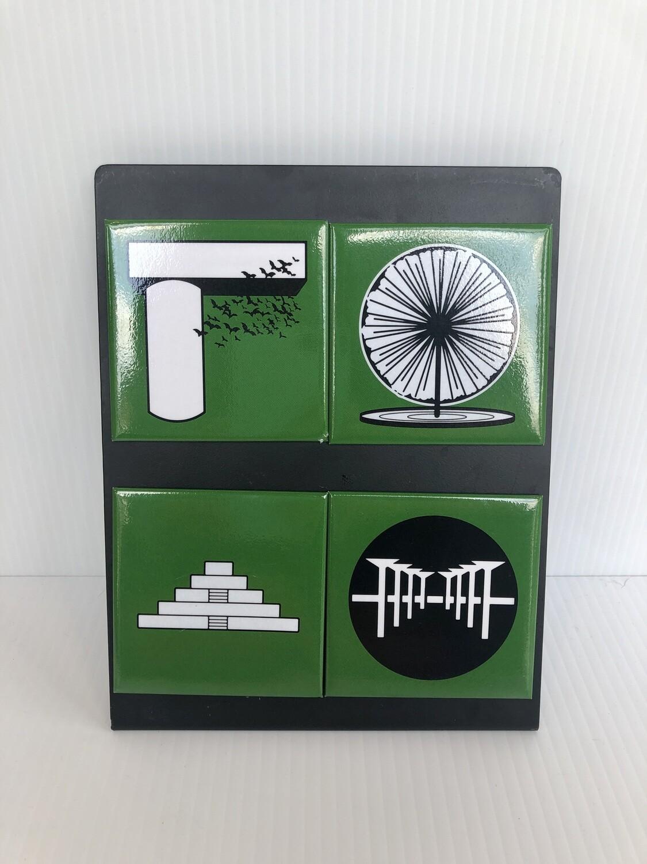 James Glassman Magnets