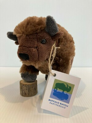 Wild Republic Buffalo Plushie