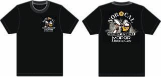 NorCal Mopar Scat Pack T-Shirt