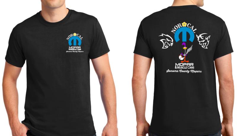 NorCal Mopar Road Runner T-Shirt