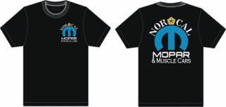 NorCal Mopar T-Shirt