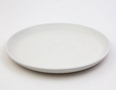 Stoneware Bread Plate