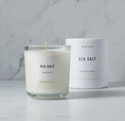 Sea Salt Candle 10oz