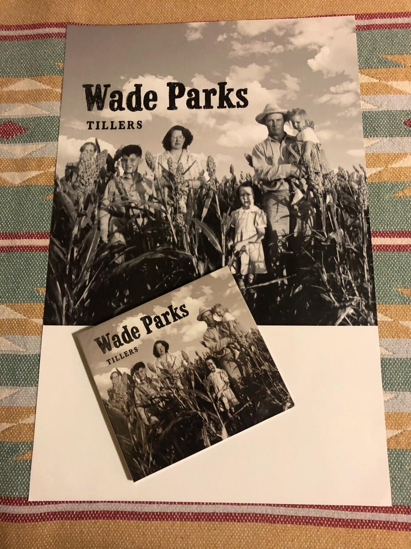 Merch Bundle | Wade Parks | Tillers