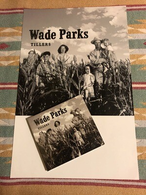Merch Bundle | Wade Parks | Tillers