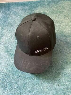 sleuth. Baseball Cap - Gray