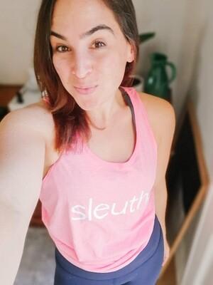 sleuth. 'Mean Girls Pink' Tank
