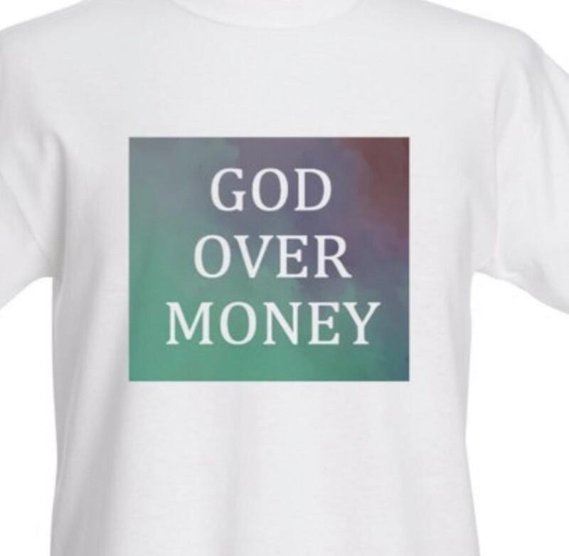 GOD OVER MONEY