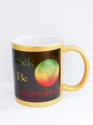 SBN Gold & Black Mug