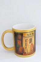 SBN Gold Mug