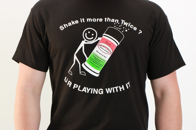 Shake It More Than Twice Tee