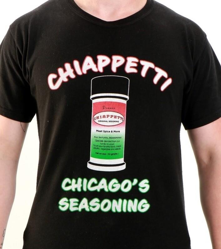 Chiappetti Seasoning Chicago's Seasoning Tee