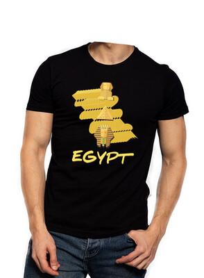 Egypt black t-shirt