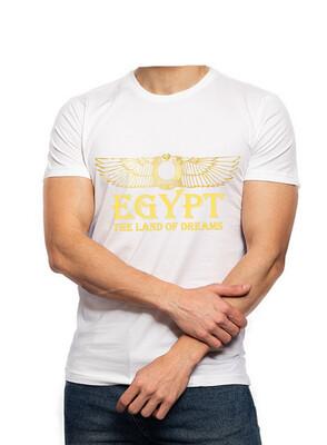 Land of Dreams white t-shirt