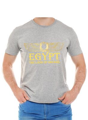Land of Dreams gray t-shirt
