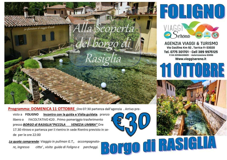 Foligno & Rasiglia