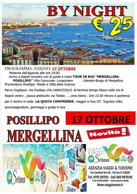 Posillipo & Mergellina 17 Ottobre
