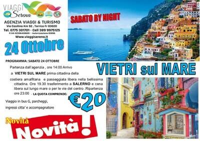 Vietri & Salerno 24 Ottobre